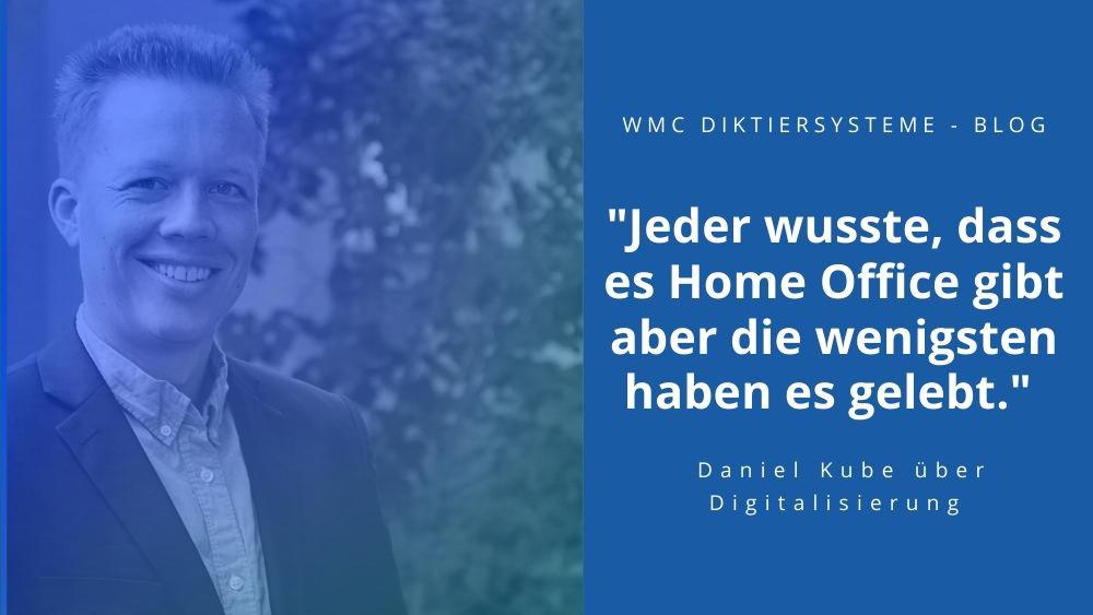 Ein Gespräch mit Daniel Kube zum Thema Digitalisierung